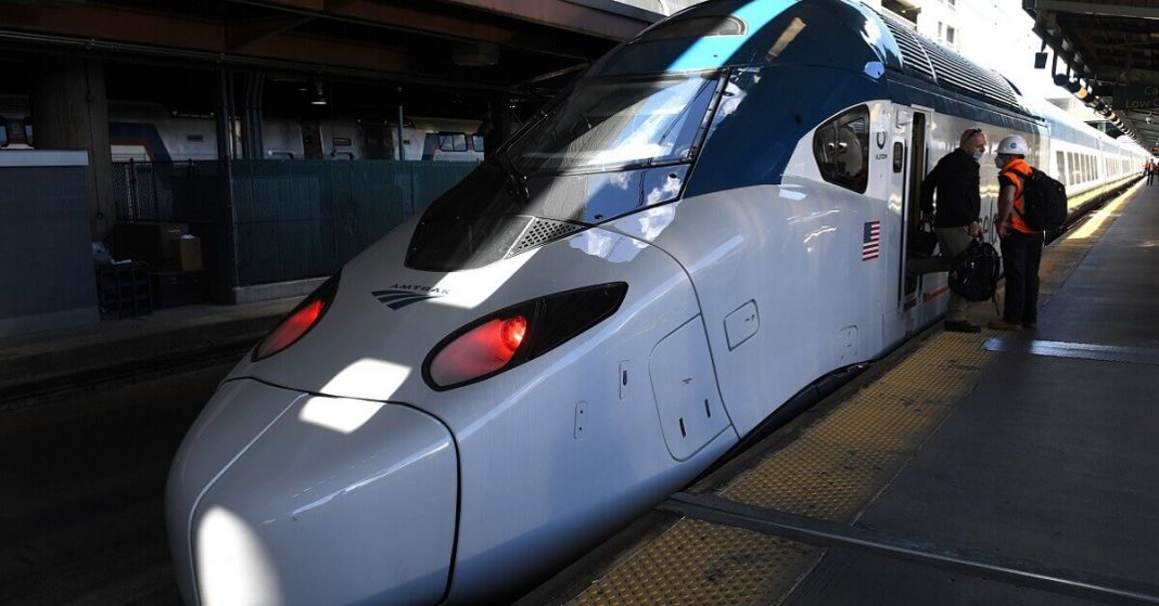 President Biden's infrastructure plan can transform the rail system with $80 billion grant