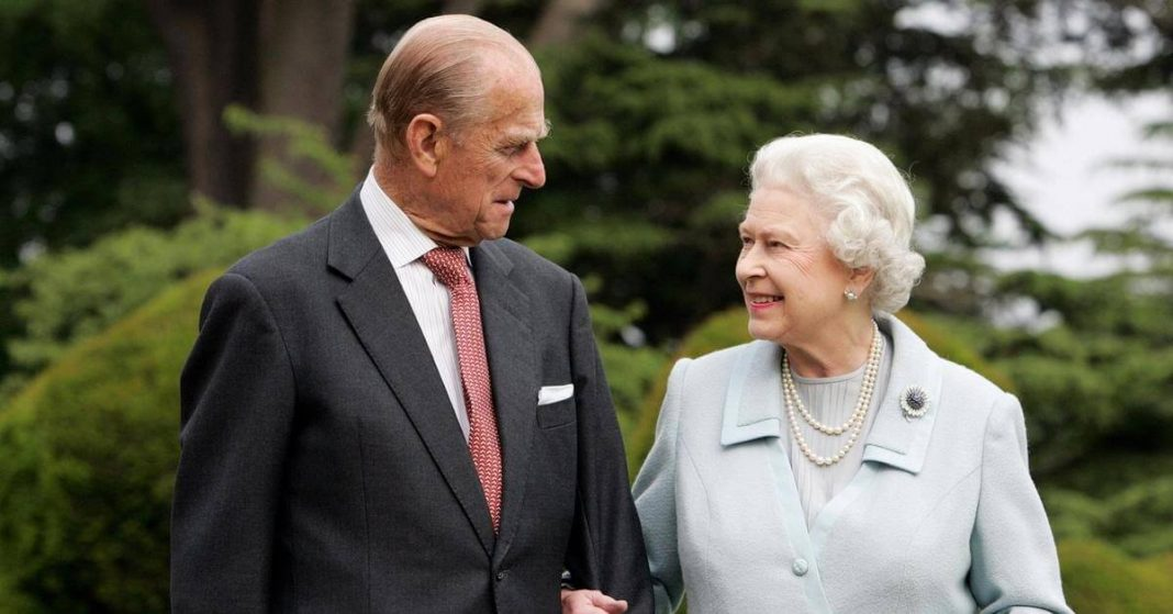 Prince Phillps - The Duke of Edinburgh takes his last breath today at Windsor Castle