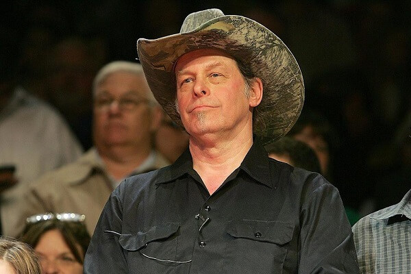 Ted Nugent tests positive for the novel Coronavirus
