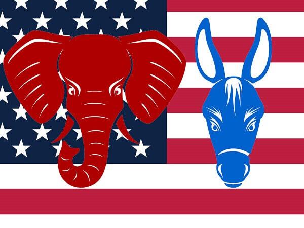 The Government Democrats vs Republicans