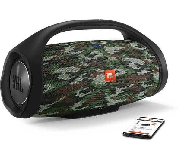 What brand is JBL