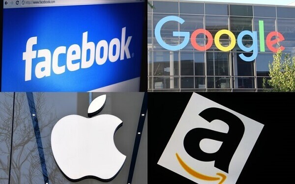 the growing competition among tech companies
