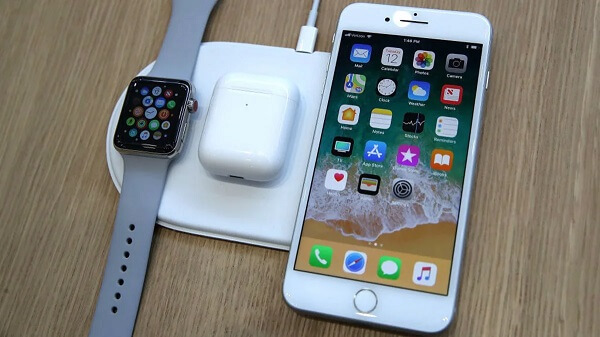iPhones that support wireless charging