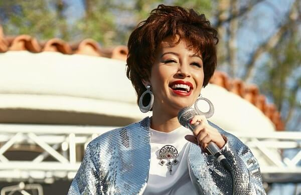 'Hit with emotion'; says Serratos on playing Selena Quintanilla