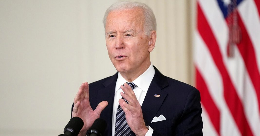 1 million Americans signed up for health insurance under the Affordable Care Act says, Biden