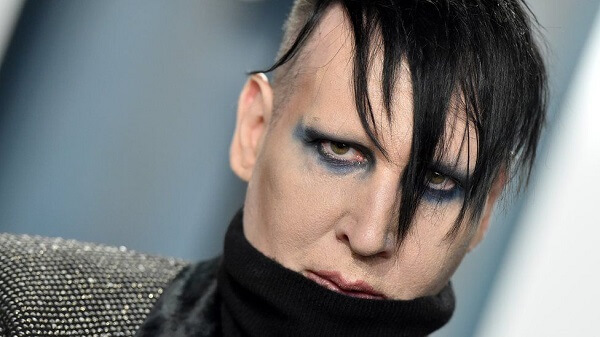 Active arrest warrant for Marilyn Manson released in New Hampshire