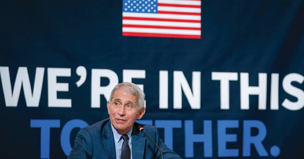 America is all set to let go indoor face mask mandates soon – Dr. Anthony Fauci