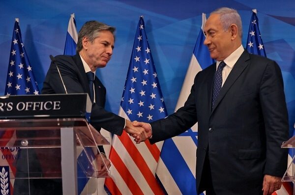 Antony Blinken announces $40M aid for Palestine as the US reopens consulate general in Jerusalem
