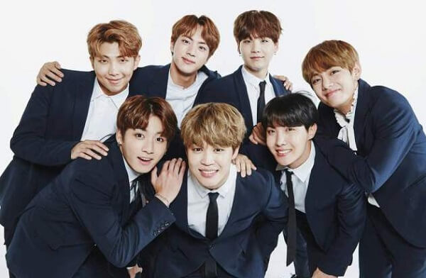 BTS on Rolling Stone's cover delights fans