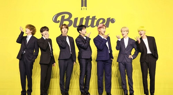 """BTS on Rolling Stone's cover delights fans; just before the release of the new song """"butter"""""""