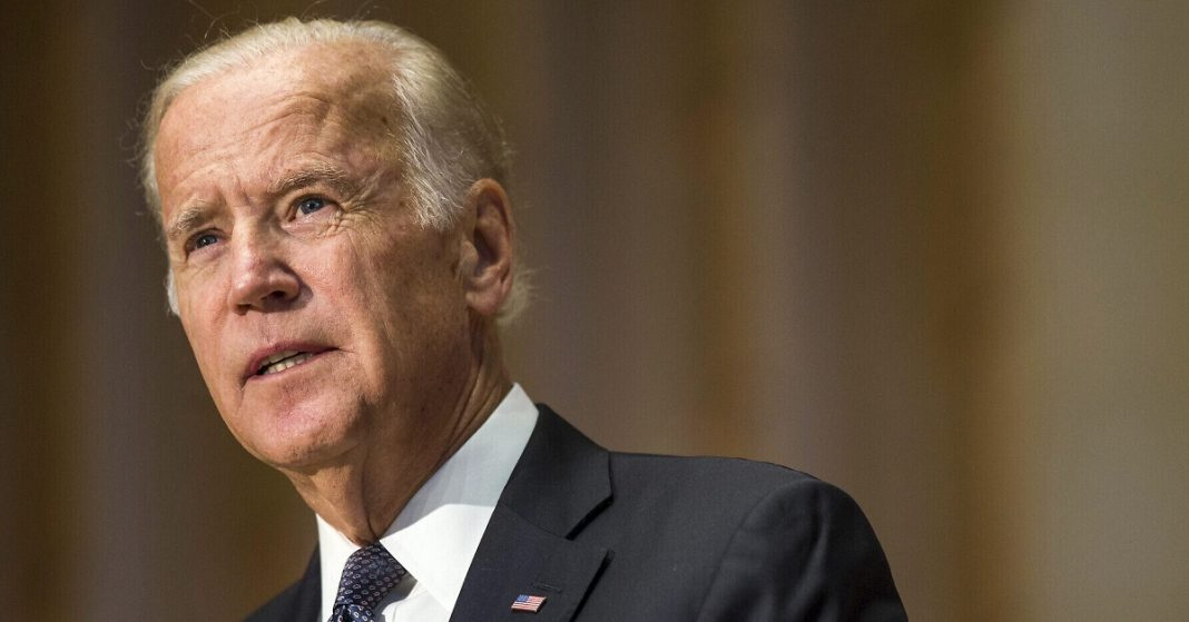 Biden Says His Party Still Supports Israel and Nothing Has Changed