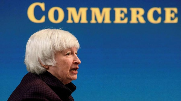 Biden's spending plans will not cause a price hike, says Yellen