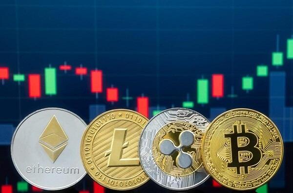 Cryptocurrency market crashed