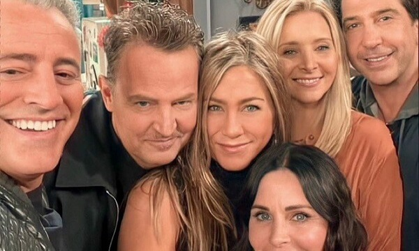 Friends reunion trailer takes the internet by storm-reunion episode to be released on May 27