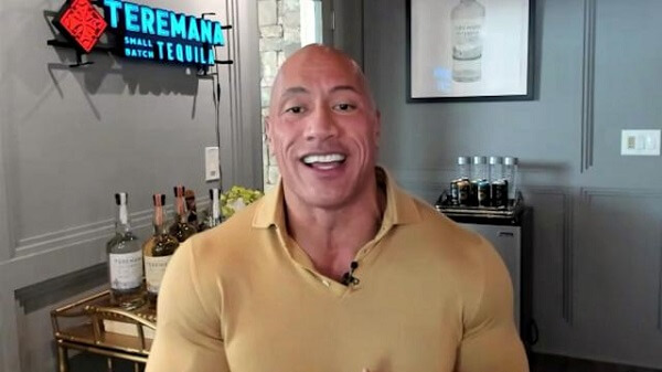 """""""Goal to reunite our country"""" says Dwayne Johnson while contemplating presidency"""