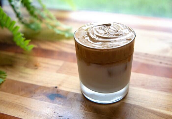 How to Make Whipped Coffee in a Few Minutes