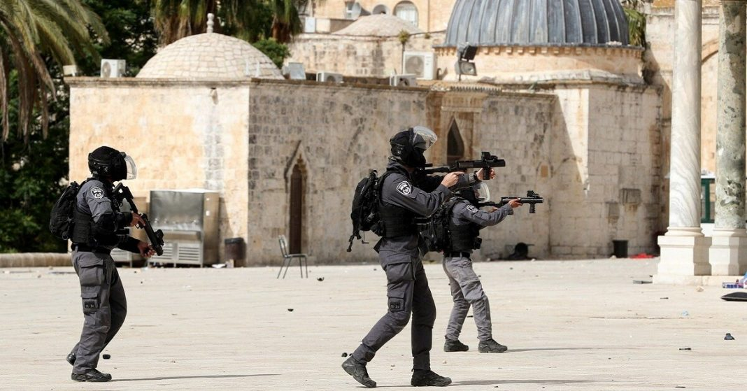 Israeli and Palestinian conflict escalates and turned into a major crisis