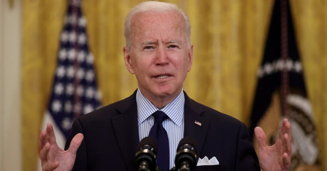 Joe Biden Rovokes Trump's Rule that Required Immigrants to Buy Health Insurance