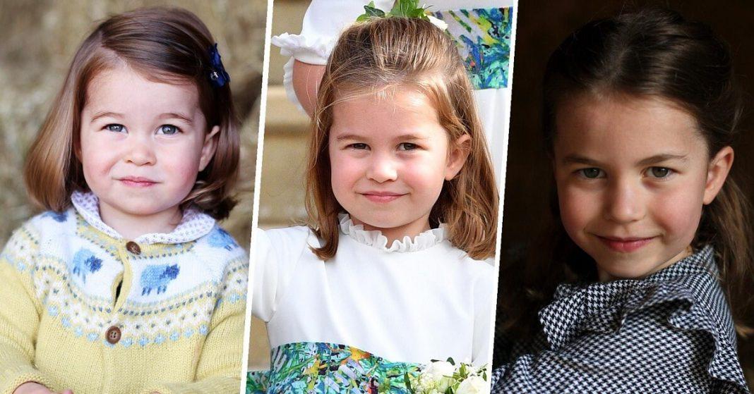 Little Princess Charlotte Turns 6 this Sunday
