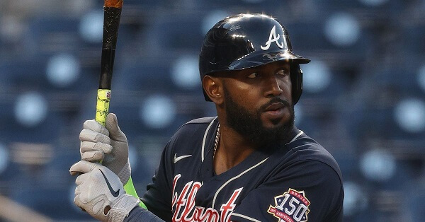 Marcell Ozuna Detained on Domestic Abuse Charges