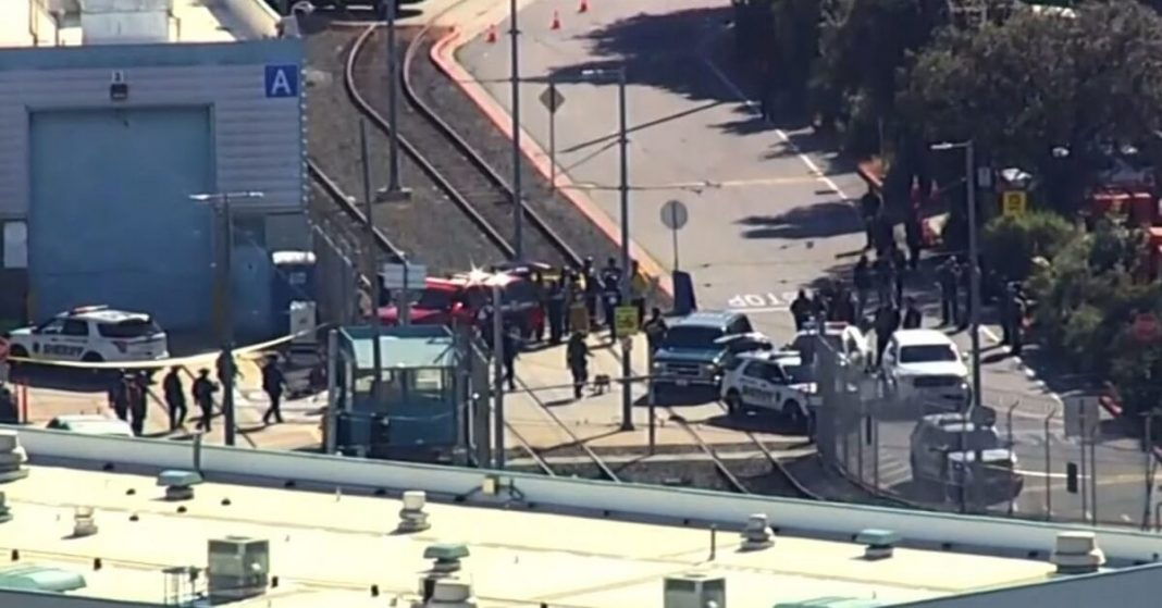 Mass shooting at San Jose leaves 9 dead – victims shot in rail yard as suspect dies of self-inflicted wound