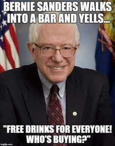 No such thing as free lunch