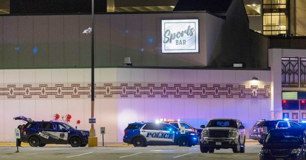 Oneida Casino shooting leaves 2 victims dead, 1 critically wounded
