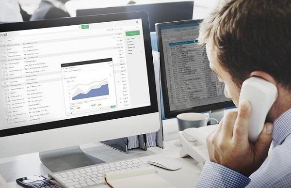 Online discount broker