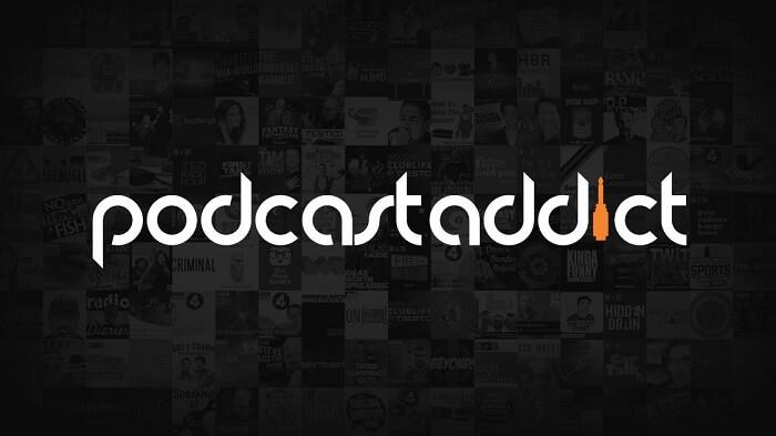Podcasts Addict