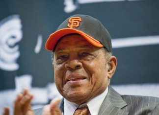 Powerful Baseball Icon Willie Mays is Subject of a New HBO Documentary