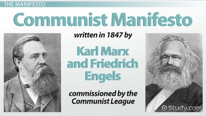 Proletarians and Communists