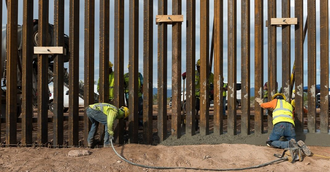 Southern Border Wall Construction is About to Start
