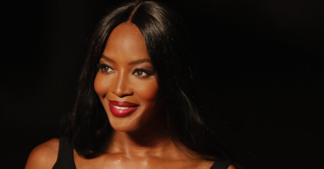 Supermodel Naomi Campbell Announces The Arrival Of First Child In A Surprise Social Media Post
