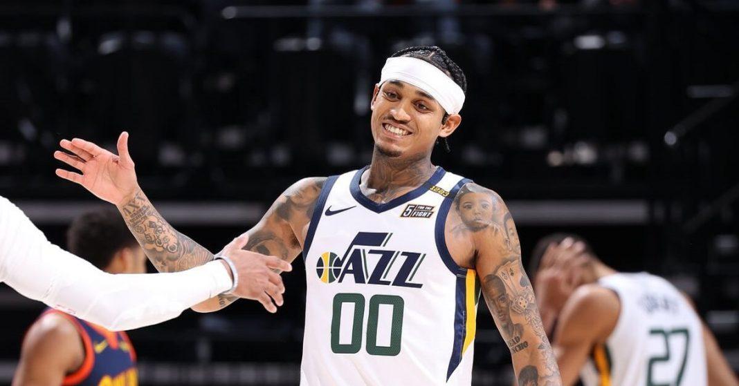 Utah's Jordan Clarkson wins NBA's 6th man of the year title