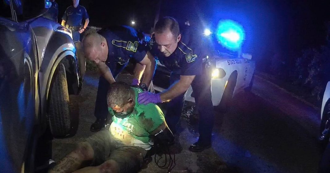 Videos Confirm Torture on Greene by Louisiana Police