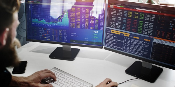 What does a high volume of stock mean for its liquidity