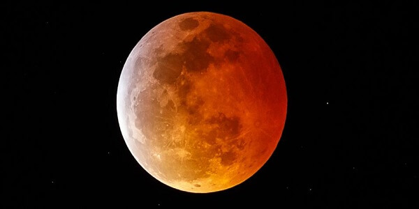When & Where to See the Blood Moon Lunar Eclipse 2021