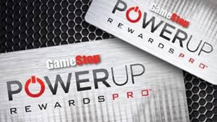 Basic GameStop Powerup Rewards