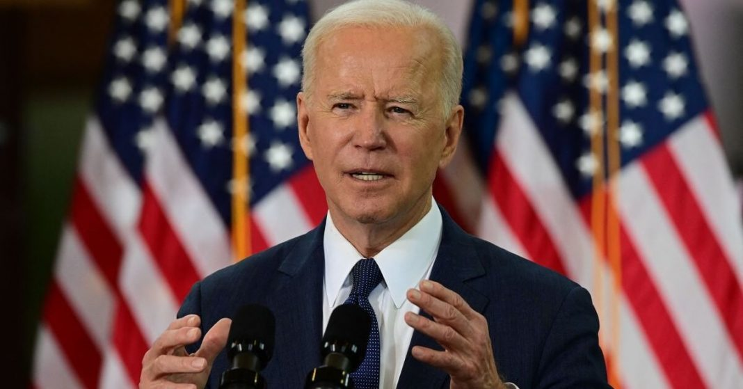 Biden administration to negotiate congressmen for bipartisan infrastructure