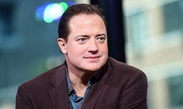 Brendan Fraser returns the actor looks completely different after playing the role of a 600 pound man
