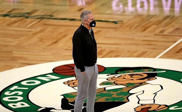Celtics' Danny Ainge announces end to his 18 year run as President of Basketball operations