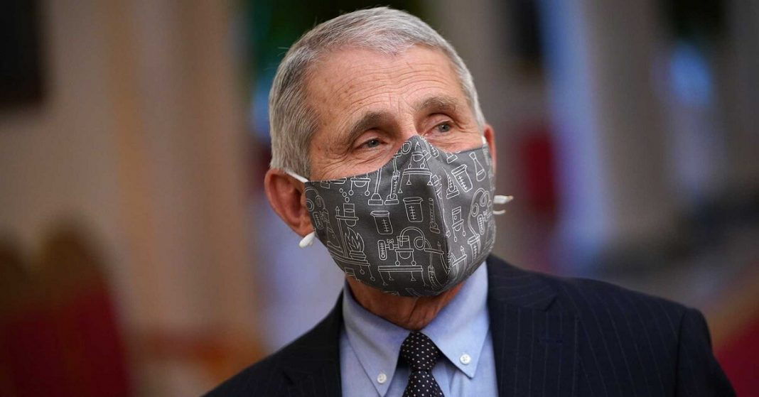 New Anthony Fauci book taken down from Amazon and Barnes & Noble amid recent backlash