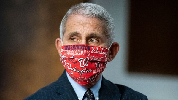 Amazon, Barnes & Noble Removed Anthony Fauci's book