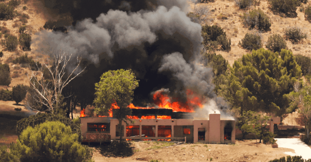 Firefighter shooting at Agua Dulce fire station leaves 1 dead and 1 critically injured1