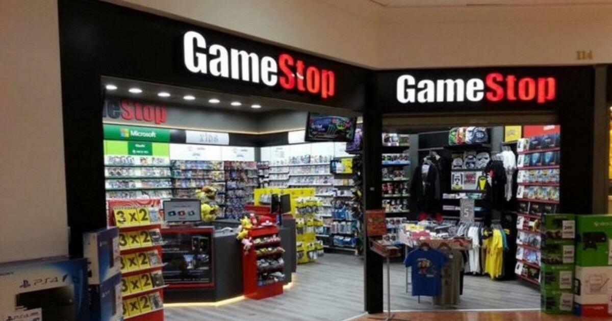 GameStop new CEO and CFO
