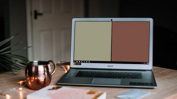 How to Split a Chromebooks Screen
