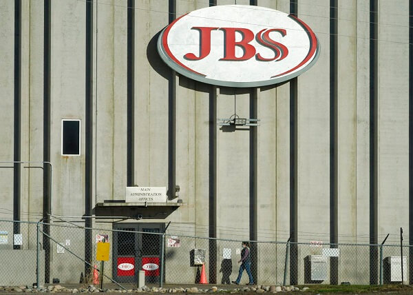 JBS cyberattack world's largest meatworks company shuts its operations in North America and Australia