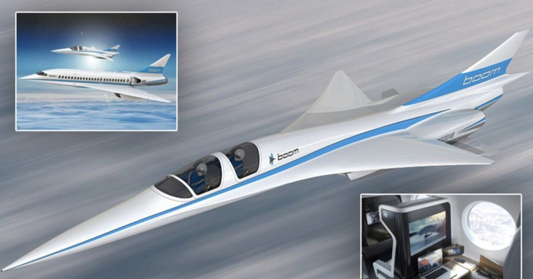 United Airlines announces ultra-fast jet planes- New York to London in mere 3.5 hours