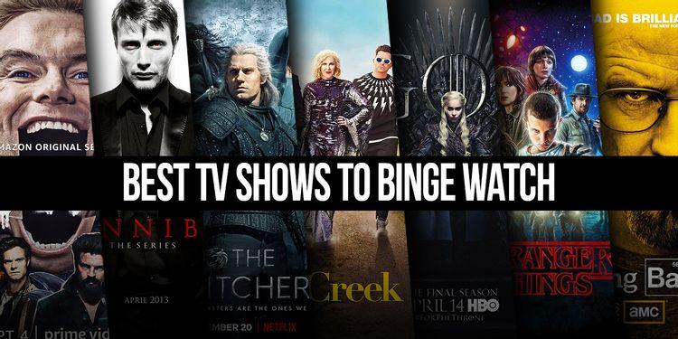 best binge shows
