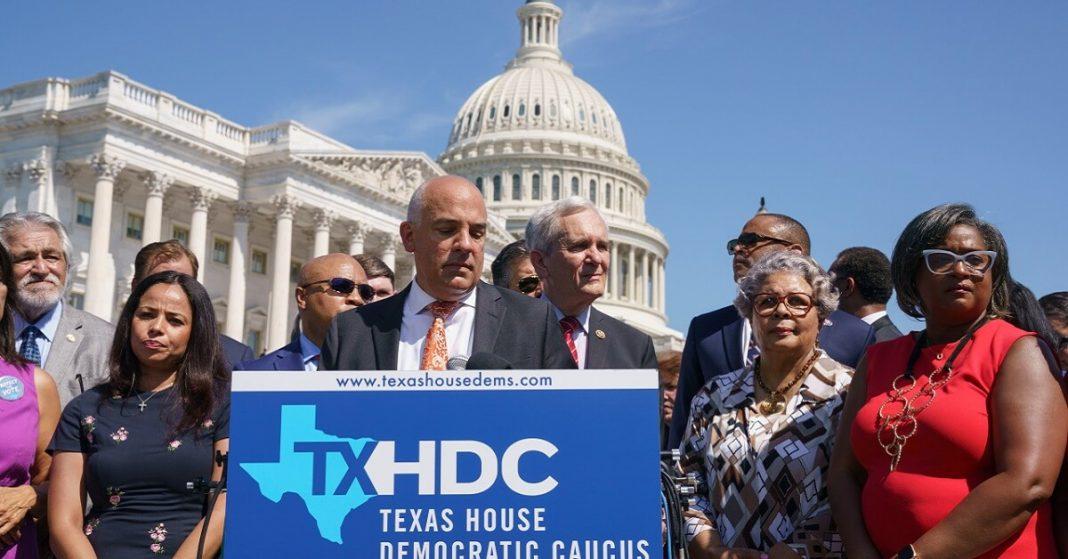 5 Texas Democrats